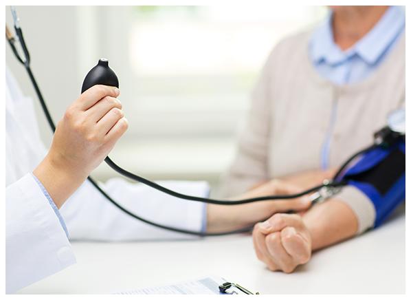 高血圧の基準は?